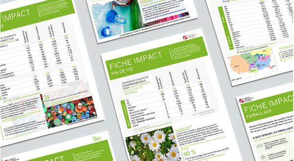 Les fiches IMPACT : pour intégrer l'impact environnemental dans votre prise de décision